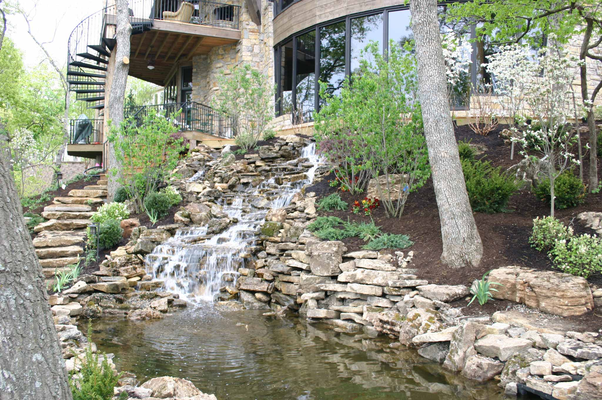 Water Feature Design & Installation in Kansas City ...