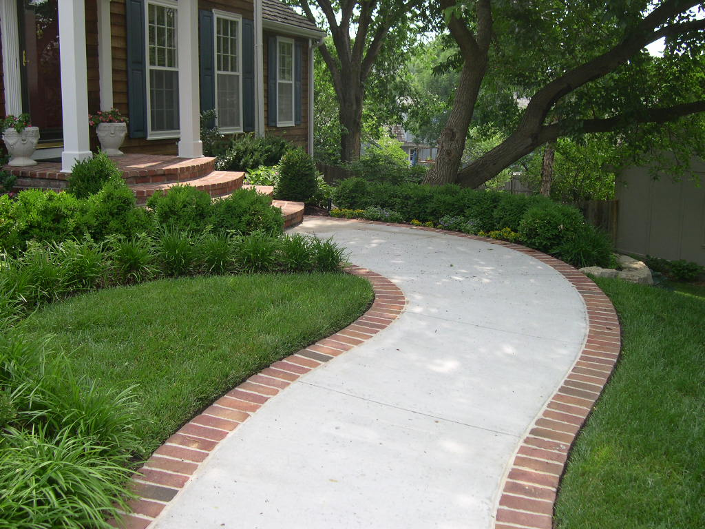 Breathtaking Walkway amp Patio Designs Rosehill Gardens